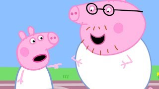 Peppa Pig English Episodes | Daddy Pig's Tummy Special | Peppa Pig Official