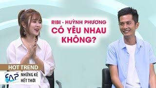 Ribi Sachi - Huỳnh Phương lên tiếng chính thức về tin đồn yêu nhau