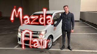 Обзор Mazda Flair Mj55s (Suzuki Wagon R. Mh55s) 2017 ЦЕНА Мазда Флэйр ВО Владивостоке