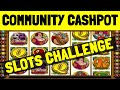 Community Cashpot at 32Red Casino - Featuring Fat Lady Sings, Wild Turkey & Many More Slots!