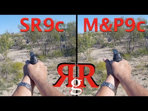 SR9c / M&P9c Comparative Review