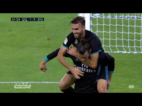 Borja Mayoral vs Real Sociedad Away (17/09/2017) HD by Lukita10 thumbnail