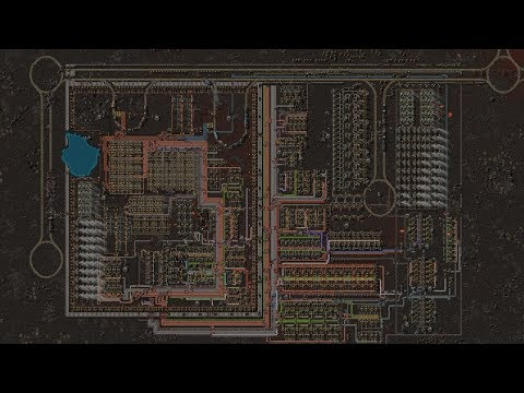 Factorio: Entry Level to Megabase Ep 1: STARTER BASE