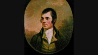 Watch Robert Burns A Waukrife Minnie video