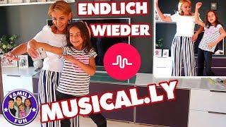 ENDLICH WIEDER MUSICAL.LY - Überraschung und Geschenke - Family Fun