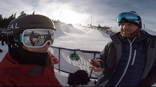 Dew Tour 2015 - Annalisa Drew - Women