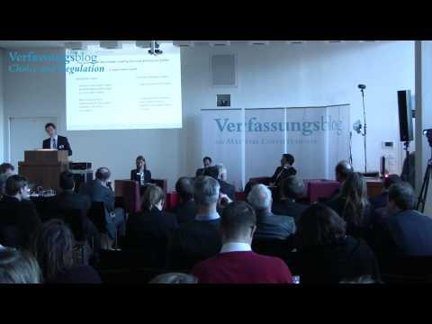 Verfassungsblog  Choice and Regulation in Financial Markets
