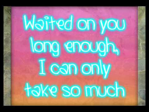 No More - A1 (With Lyrics)