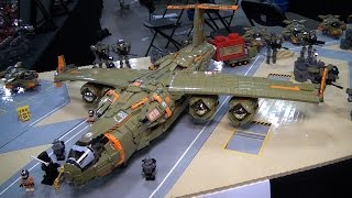 lego operation olive branch military scene brickworld chicago 2015