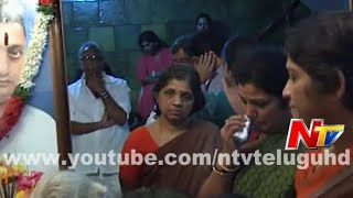 Purandeswari Gets Emotional At Nandamuri Janaki Ram's Death