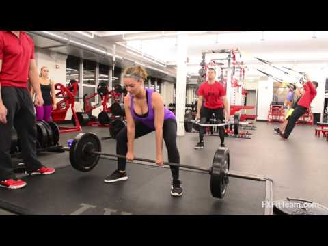 FX Fit Team: When Training Is Your Sport