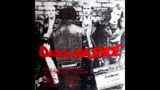DISCHARGE -  Live The Music Machine. London 28.10.80 (FULL )