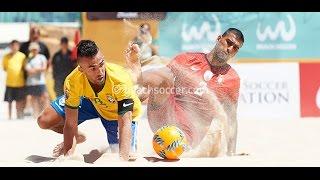 Mundialito 2016. Бразилия - Португалия. 3 тур(Пляжный футбол - https://vk.com/club6867., 2016-08-01T01:29:48.000Z)