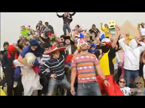 The purpose of life is not to Harlem Shake