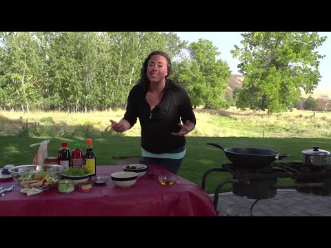Try Cooking Venison Outside for Something Special - Destination Whitetail, Full Episode