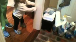 Ellie with arthrogryposis WALKS!