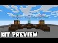KIT PREVIEW! | Minecraft Plugin Tutorial