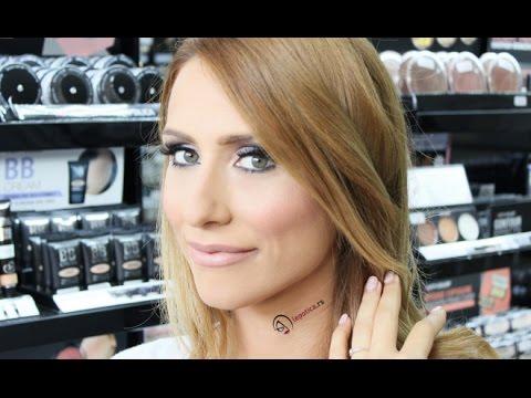 Večernja šminka - Make up za svečane prilike