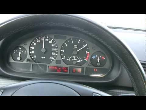 E46 330 0-235 km/h