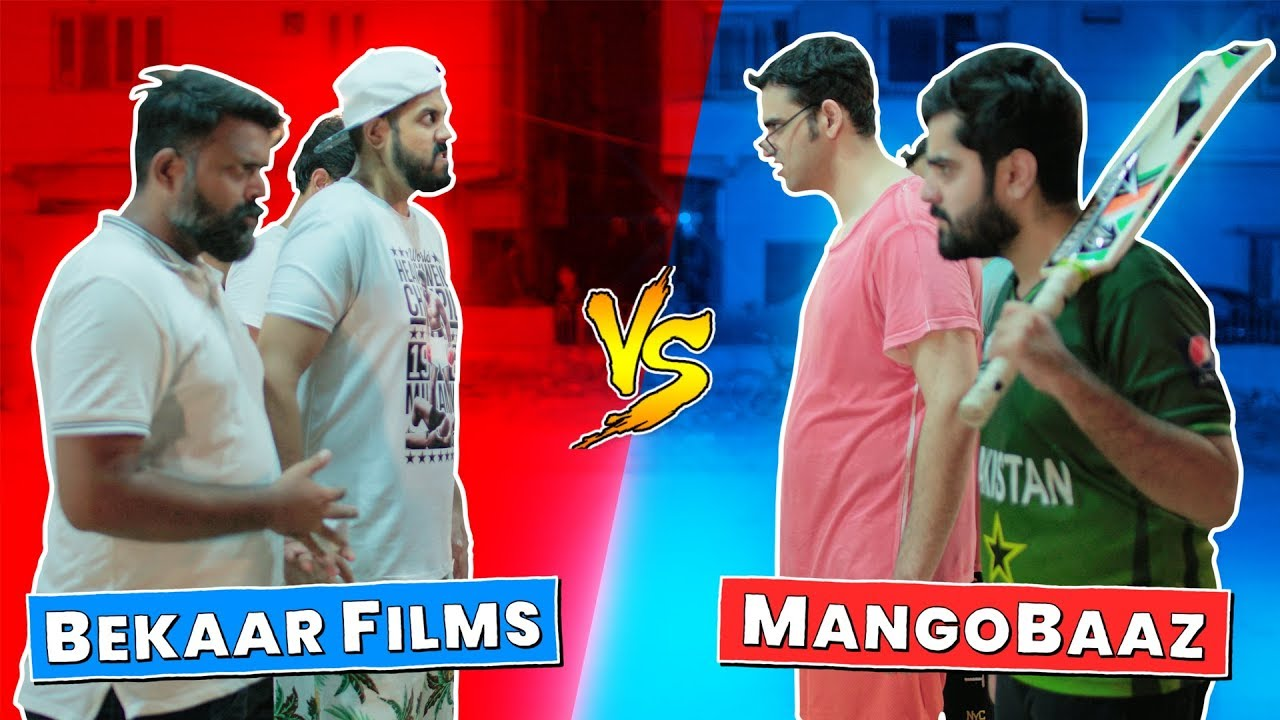 MangoBaaz vs Bekaar Films (Gully Cricket)| World Cup Special | MangoBaaz