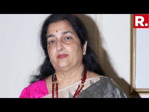 Singer Anuradha Paudwal Reacts To Pakistan's Crackdown On Indian Film CDs