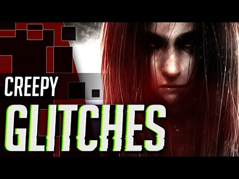 10 MORE Creepy Video Game Glitches