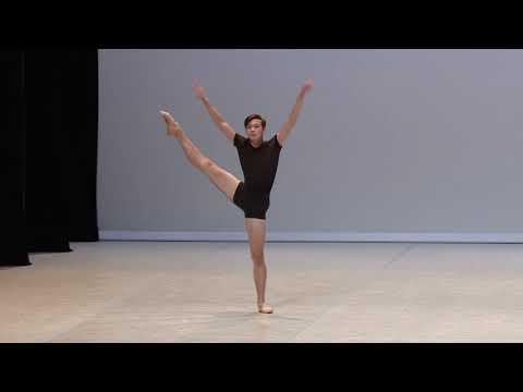 Makani Yerg, 206 - Finalist - Prix de Lausanne 2018, contemporary