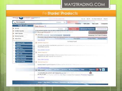 indian Manufacturers directory-exporters directory- suppliers- B2B Portal way2trading com