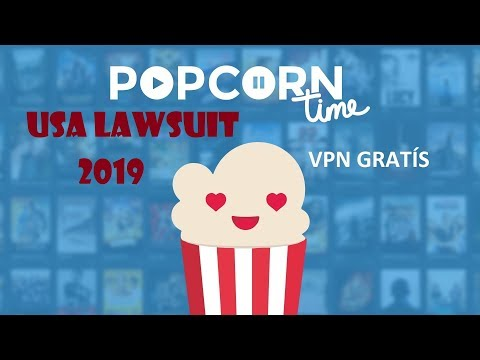 Breaking News* USA POPCORN TIME Fed Lawsuit !
