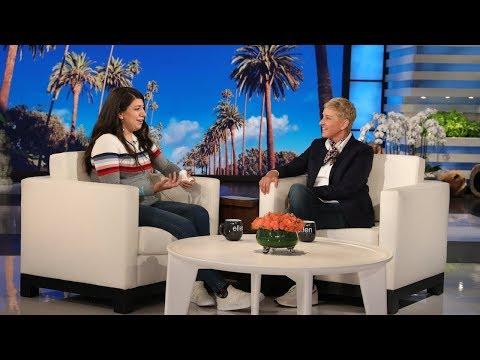 Ellen Makes a