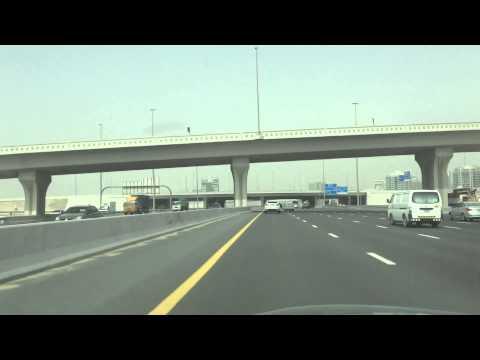 Dubai - Downtown Jebel Ali to INTERNATIONAL CITY