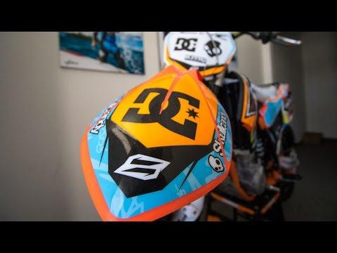 How It's Made | Split Designs | TransWorld Motocross