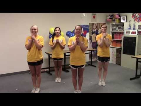 Frisco High School Cheer Chants