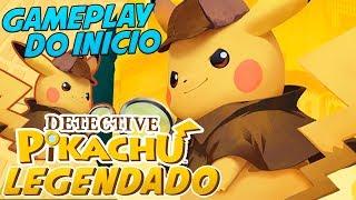 O PIKACHU FALA! Detective Pikachu 3DS PT-BR [LEGENDADO]
