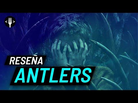 Antlers producida por Guillermo del Toro - Video reseña desde #Sitges2021