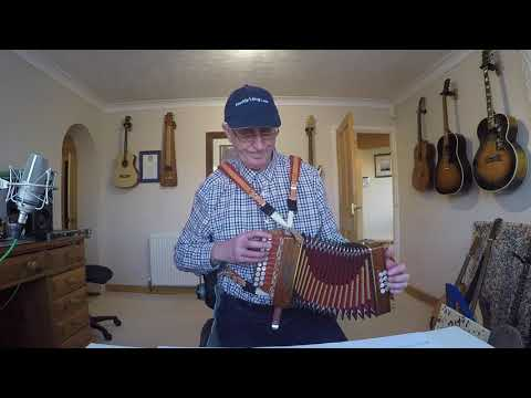 Twelve Bar Blues In D Major DG Melodeon  Performance