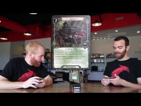 The Land Of Shadow Unboxing | Lord Of The Rings | GenCon 2015