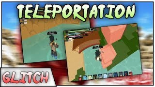 [CODE!] NEW TELEPORTING GLITCH!| TELEPORTATION GLITCH TO THE LEAF!| ROBLOX NRPG- Beyond
