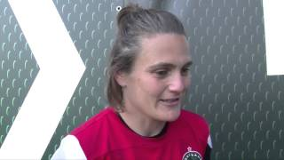 Nadine angerer to play her last home match for portland thorns
