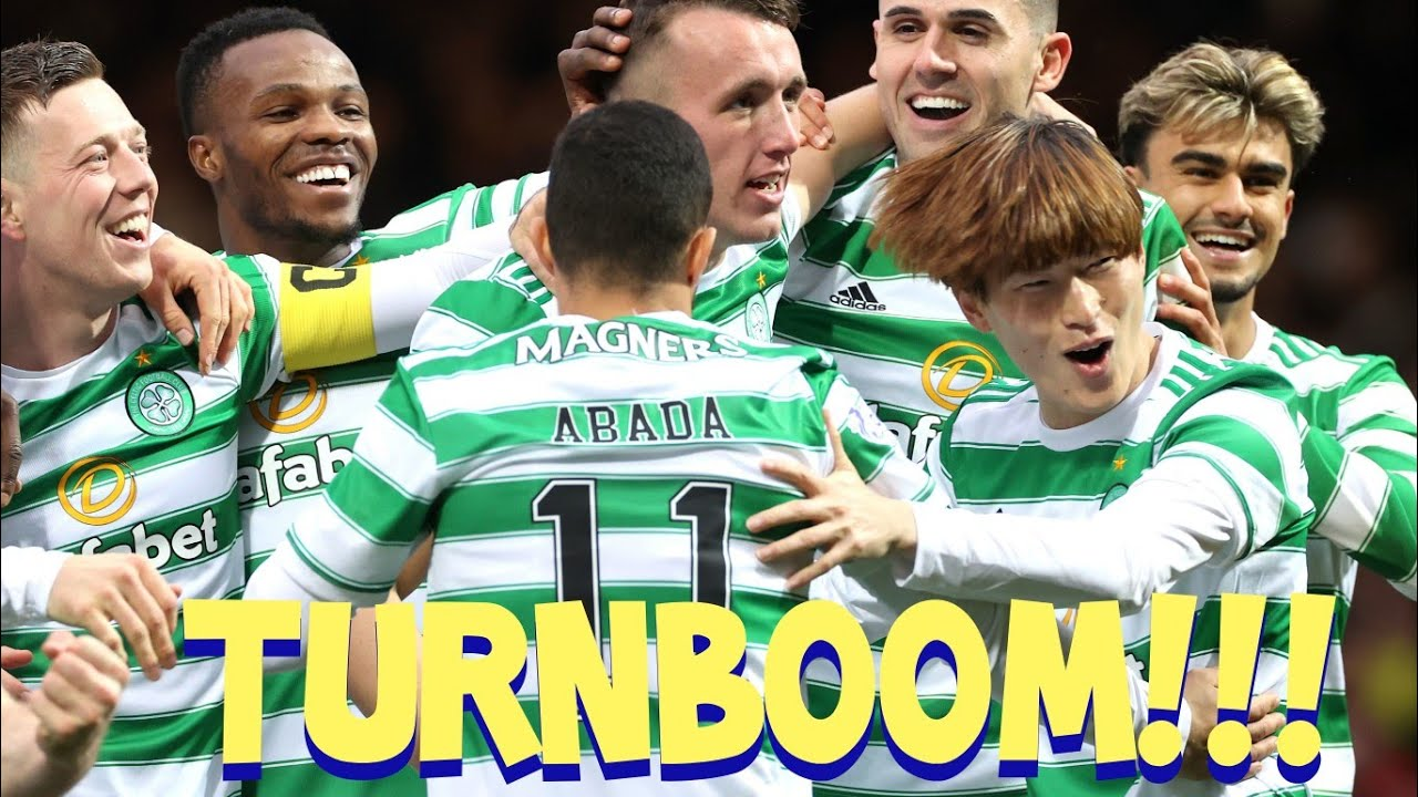 CELTIC 2-0 MOTHERWELL | TURNBULL WITH THE GOAL OF THE SEASON! | SIGN JOTA NOW ONLY 4 POINTS!