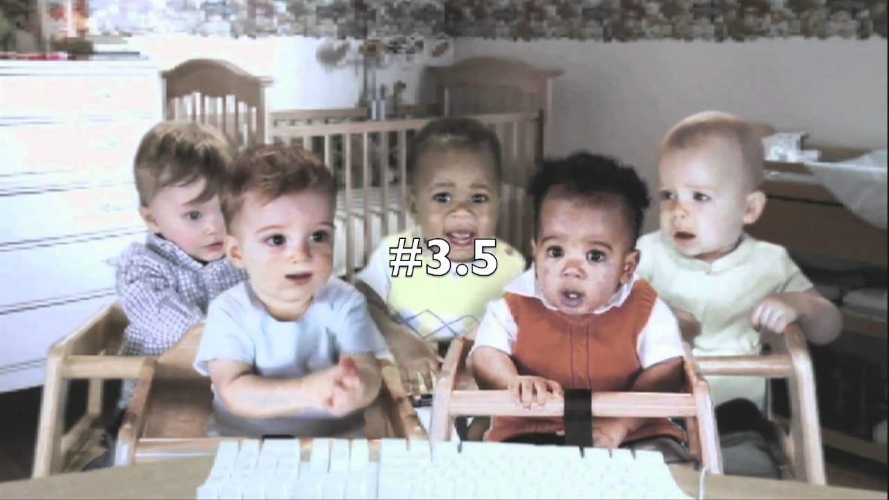 348c4f6e6 ETRADE Top 5 Baby Commercials - YouTube