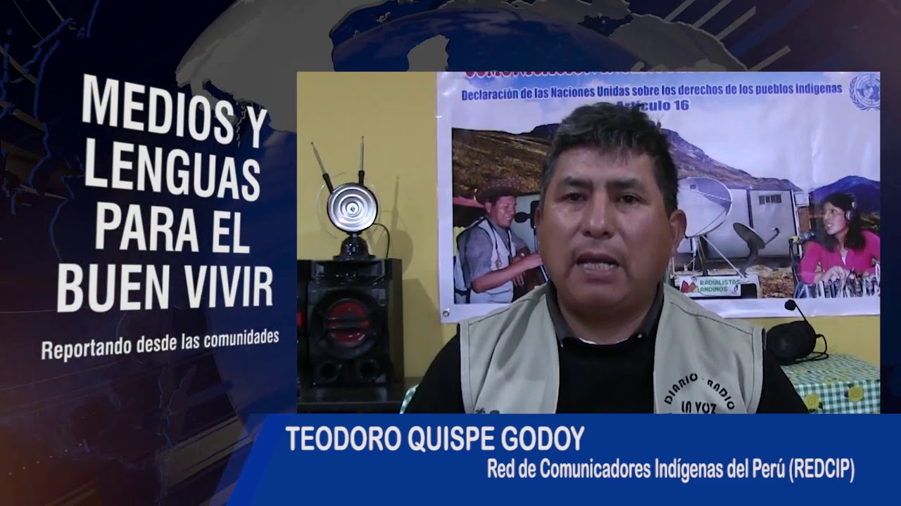 video Teodoro Quispe Godoy
