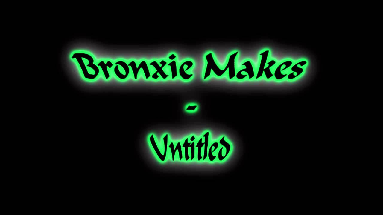 broxie makes untitled