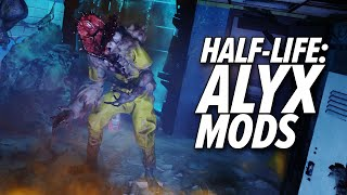 6 Cool Half-Life: Alyx Mods  You Can Download Now