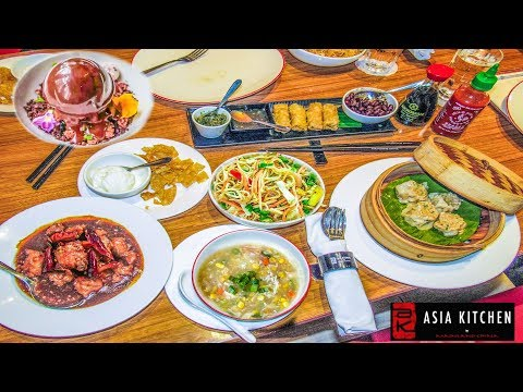 ASIA KITCHEN by Mainland China, Choclate Dome & Fantastic Four Meal