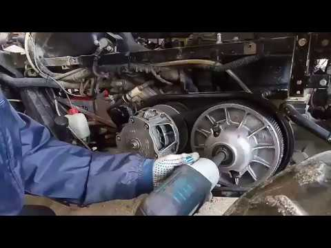 Съемник вариатора Polaris Sportsman 500EFi