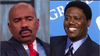 sad news! Steve Harvey makes heartbreaking confession after the death of Bernie Mac