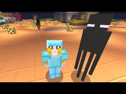 Minecraft Xbox - Stampy Flat Challenge - I'm Prepared (19)