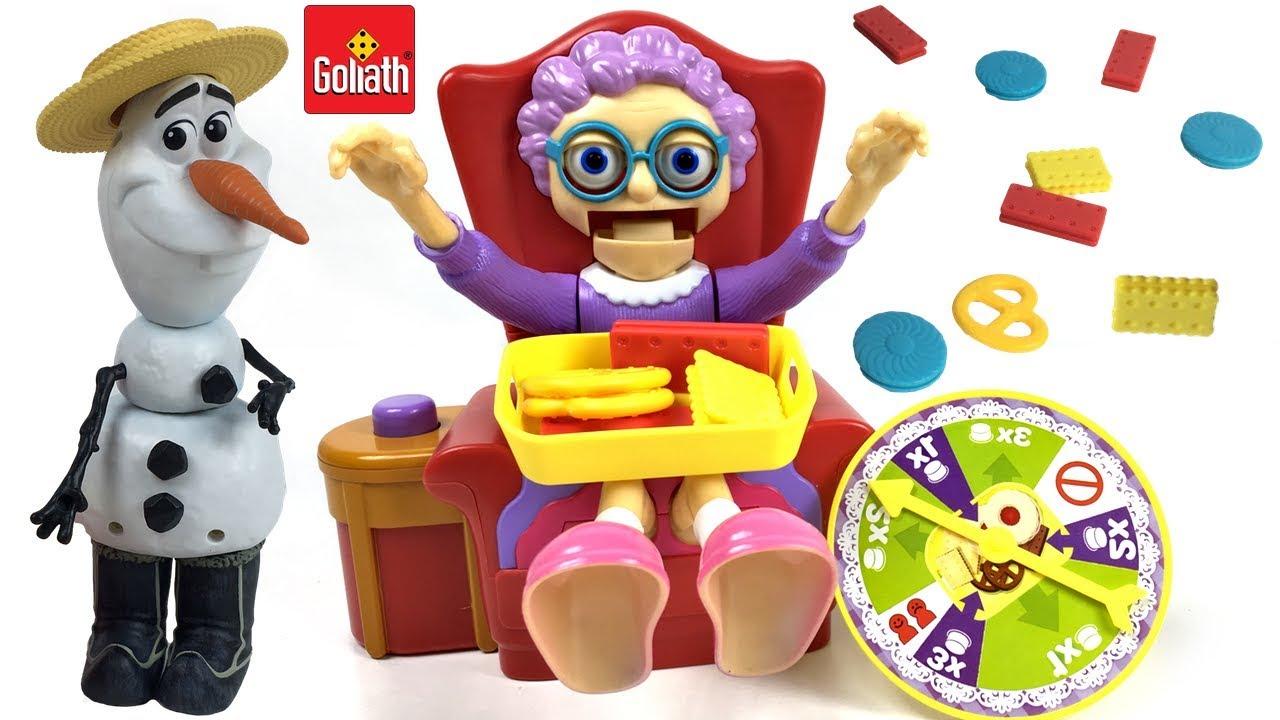 No Asustes A La Abuela Greedy Granny Juego De Mesa En Familia Con