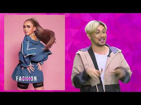 Bedah fashion Amanda Manopo | FASHION AND BEAUTY - Видео онлайн